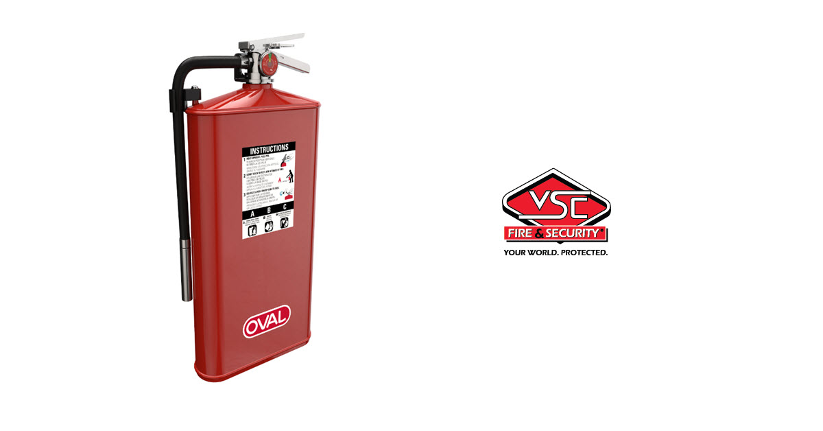 oval fire extinguishers vsc fire and security inc feature